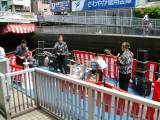 芝浦運河ざこ市場2005-05-15